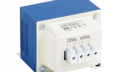Autotransformadores monofásicos industriales <br>230V / 400Vac</br>