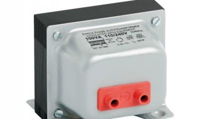 Autotransformadores monofásicos <br>240V / 110Vac</br>