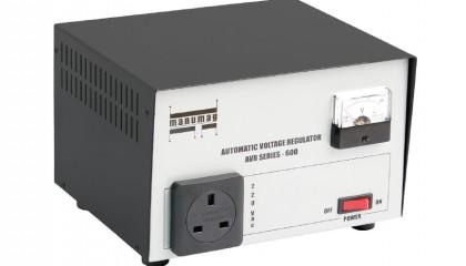 Reguladores automáticos de voltaje <br>220V – 110/220Vac</br>