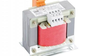 Transformadores de seguridad monofásicos <br>110V / 220V – 12V / 24Vac</br>