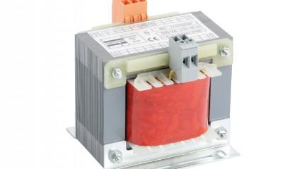 Transformadores de seguridad monofásicos 230V – 12V / 24Vac