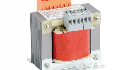Transformadores de seguridad monofásicos 115/230/400/440/460/480V – 12 / 24Vac