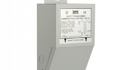 Transformadores de seguridad para piscinas 230V / 12Vac