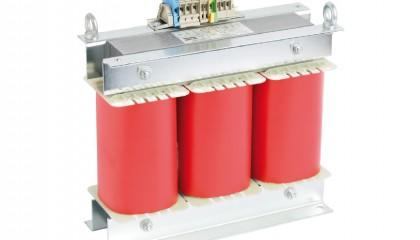 Arrancador de motores trifásico <br>380Vac (0% – 60% – 75% – 100%)</br>