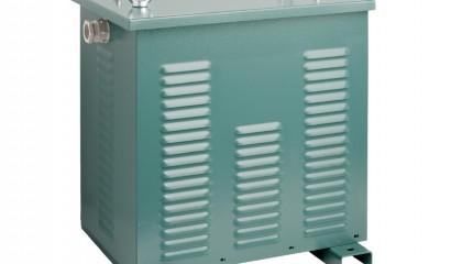 Transformadores de aislamiento trifásicos <br>400V / 400Vac</br>