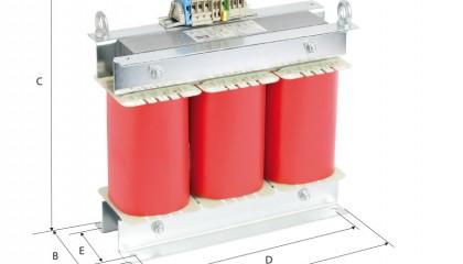 Transformadores trifásicos para uso clínico <BR>400V-230Vac</BR>